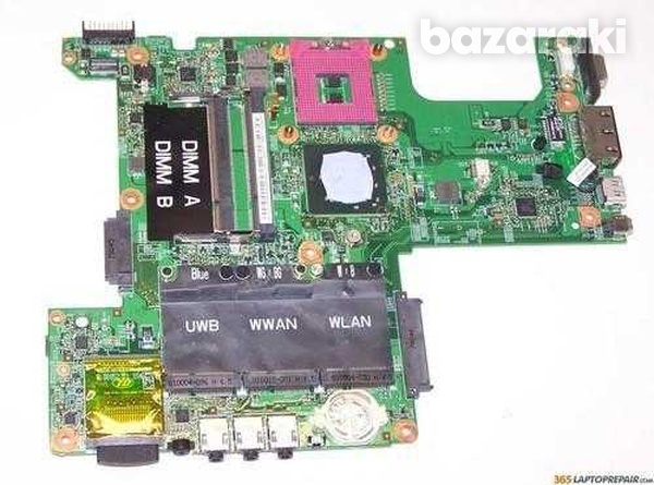 Dell inspiron 1525 motherboard p/n m353g-1
