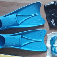 Set for swimming