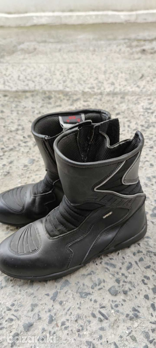 Spada motorcycle boots size 43