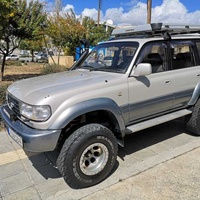 Toyota Land Cruiser 4,5L 1998