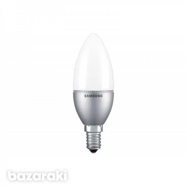 Samsung led candle e14 5.5w frosted dimmable-3