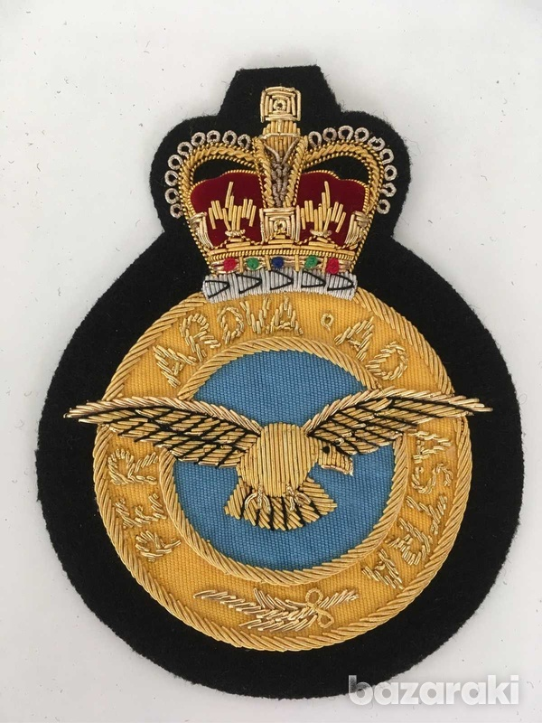 18pcs set of royal air force embroidered patches badges - collectibles-2