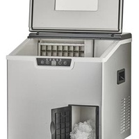 Ligmar - zbs20c ice maker with ice crusher