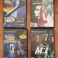 Playstation 2 games lot - prices in description