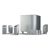 Infinity tss-500 home theater system 5.1 - silver