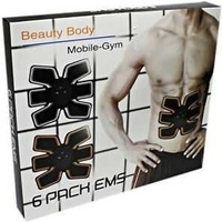 Trainer abdominal muscle fitness