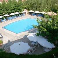 Serviced work from home one bedroom apartment fully furnished with pool