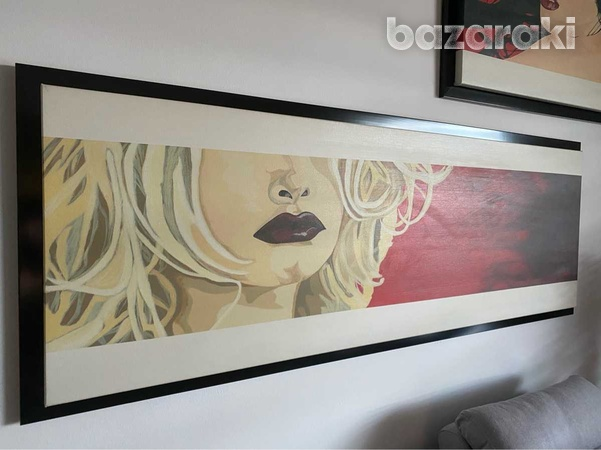 Paintings from bizart set, excellent condition-2
