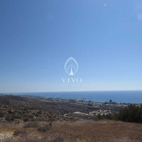 Plot of land 1488 m2 with spectacular and unobstructed views