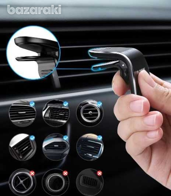 Magnetic car mobile holder-3