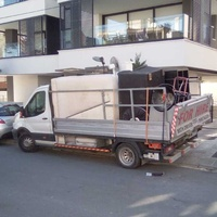 Tonys truck limassol man with a truck,no self drive