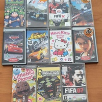 Sony psp games bundle. ask for prices and availability