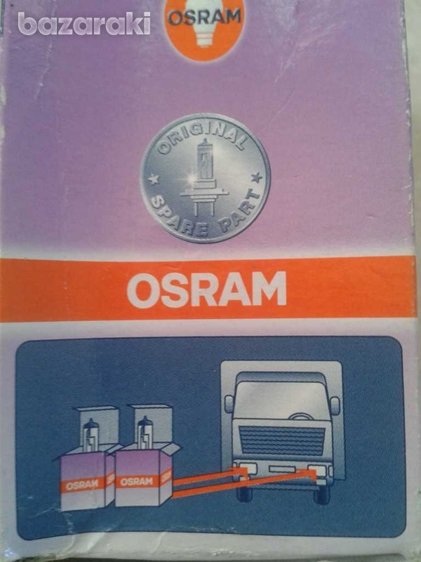 New osram halogen h4 24v-2