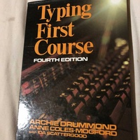 Typing books