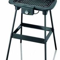 Severin pg8550 grill table with stand 2300w