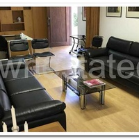 Office space 130m2 tsirio area unfurnished