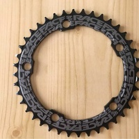 Narrow-wide chainring 40t