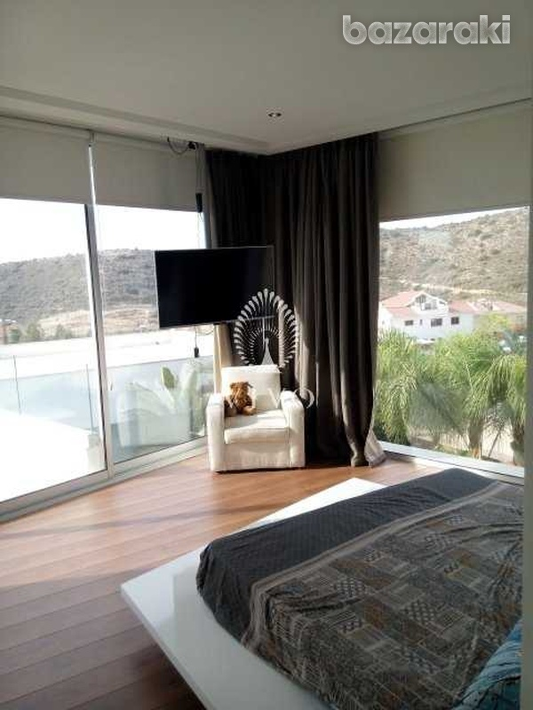 Magnificcent and modern minimal fully furnished villa in palodeia-10