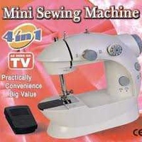 Mini sewing machine 4 in 1