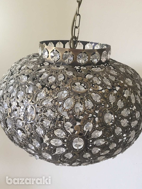 Marks and spencer moroccan style ceiling light-1