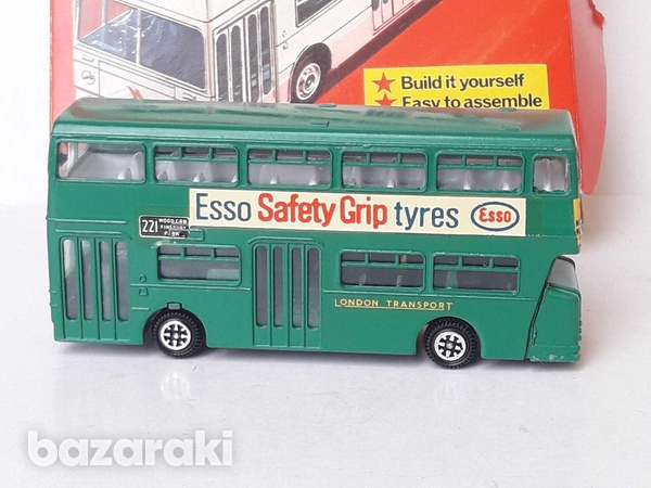 Vintage 70s collectible meccano dinky kit metal diecast model 1018 atl-1