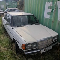 Mercedes w123 automatic