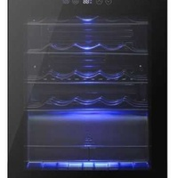 Inventor iw24bl wine cooler 24 bottles