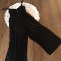 Black jumpsuit - large
