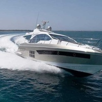 Luxury yacht azimut s6 for private charters in cyprus