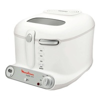 Moulinex am3021 super uno deep fryer, 1800w, 2.2l, white