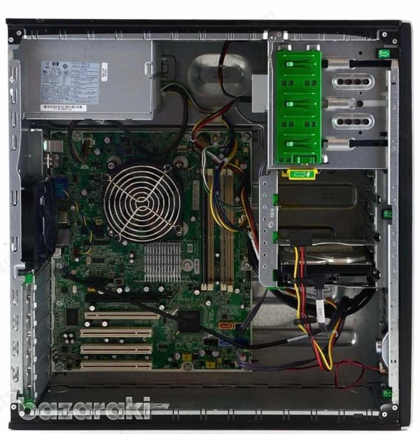 Hp desktop core2 duo-2