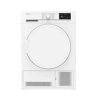 Sharp kd-gcb7s7pw9 tumble dryer 7kg b class