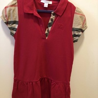 Authentic burberry girls dress