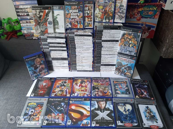 Playstation 2 games-1