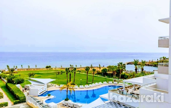 3 bedroom luxury sea front apartment - long term-1