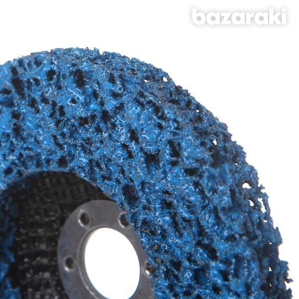 Poly strip flap disc wheel paint rust removal clean for angle grinder-2