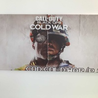 Call of duty wall stretched canvas poster 53 x 113cm - πόστερ αφίσα