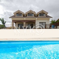 4 bedrooms detached house semi furnished souni area