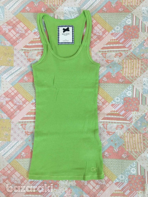 Wow gilly hicks hollister by abercrombie and fitch womens tanktop szxs-1