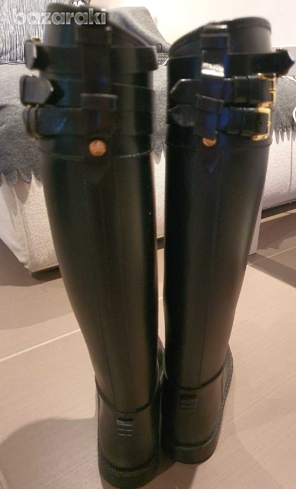 Burberry boots-2