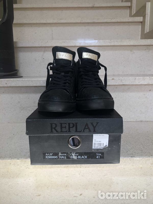 New replay unisex shoes/ size 41-1