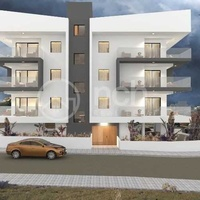 Under construction three bedroom penthouse in lakatamia