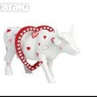 Love cow parade