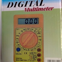 Digital multimeter with accessories brand new in sealed box.