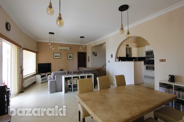 Villa with sea view- panorama view-4