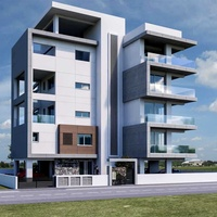 Residential building opposite limassol casino resort - 7 apartments