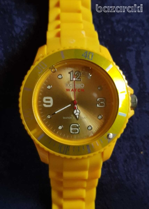 Cosmo watch water resistant 5 atm-2