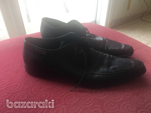 Calvin klein black luxury shoes in very good condition-2