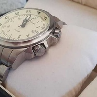Marc and sons automatic watch