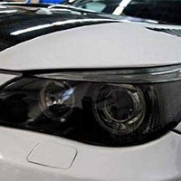 Headlights tint film